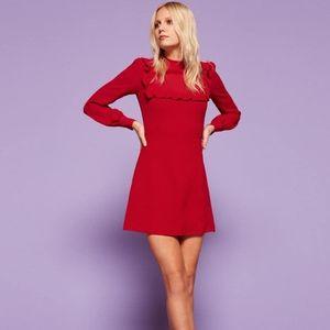 NWT Ref Bellflower dress - Cherry, sz 6